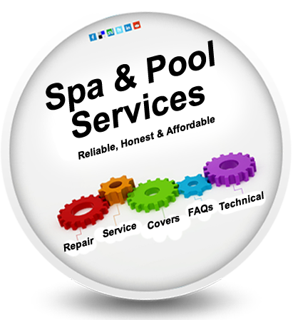 spa and pool services disc